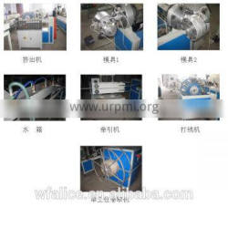 lay flat hose Single Screw Extruder Machine