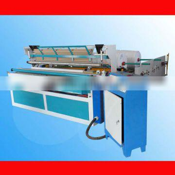 2013 new model HS-1575 Full automatic toilet paper rewinding machine