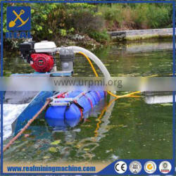 """Mini Gold Dredge 6.5 HP 4"""" Ultra with oversized non-clogging power jet and jet flare"""