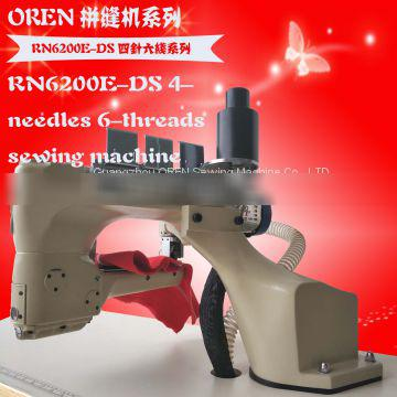 Direct-drive industrial computerized sewing machine