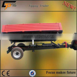 farm trailer, tipping trailer, dump trailers made in china