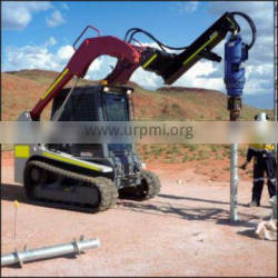 gasoline operated manual garden tools post hole digger