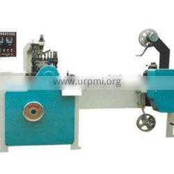 Abnormal lollipop forming and packing machine