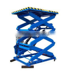 2000KG Stationary Hydraulic Scissor Lift Table Wiht Good Quality For Sale