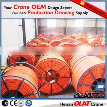 3D Design Drawing Customizeable OSLK Series Crane Safety Equal Lines