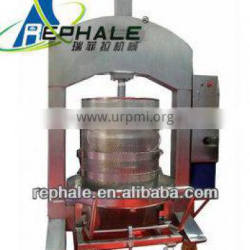 Top quality hydraulic grape press machine