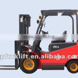 1.5 ton electric forklift made in china