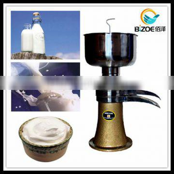 High Efficiency Stainless Steel Milk Cream Separator Machine
