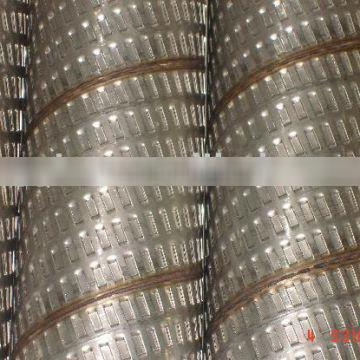 sand control screen pipe/well screen pipe