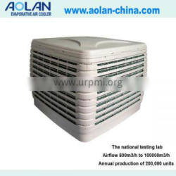 Wall mounted split air conditioner for cooling only