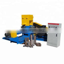 soybean meal pellet extruder for fish feed