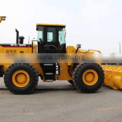 5000kqZL50Gwl500 front end loader, hydraulic 5 ton LITHUANIA china wheel loader price low