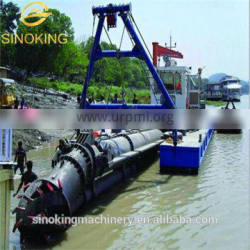 Professional Planer for Cutter Suction Dredger-Water Flow Rate 3000m3/h