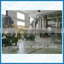 30-50T/D sunflower seed crude oil refinery