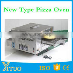 CE Certificate Approved Long Life Time Good Warranty Commercial Gas Conveyor Pizza Oven