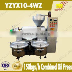 Widely used fruit seed oil processing machine