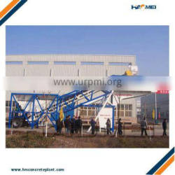 auto concrete batching plant 100m3/h with good after-sale service