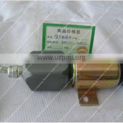 2013 low price replacement Hyundai Flameout Solenoid Valve R215-7C,R225-7 3864274+ rich stock+ high quality+6 months garantee
