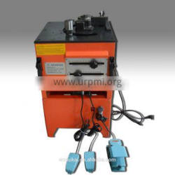 pedal combination rebar bender and cutter units