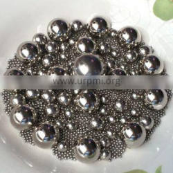 2.8mm Stainless Steel Solid Balls, G10 grass