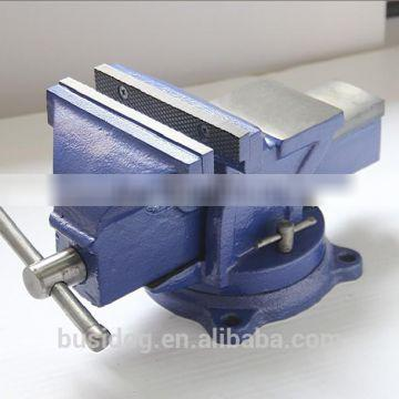 Manual Heavy Duty High Quality Cast Swivel Bench Vise Made In China