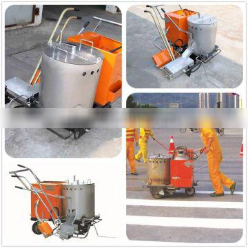 GD320 Hand push width 10-45mm thermoplastic pavement marking machine