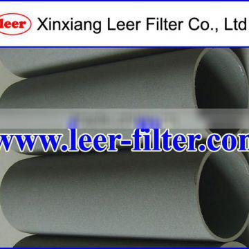 Titanium Powder Filter Tube