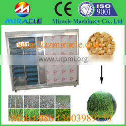 Made in China best price livestocks animal feed fresh grass fodder sprout hydroponic machine