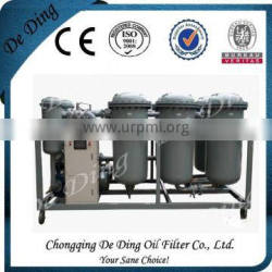 CE Certified Enery Saving Hydraulic Oil Cleaning Machine Filter