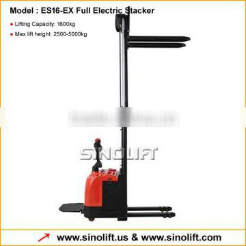 ES16-EX Full Electric Stacker