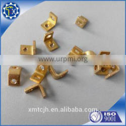 Chinese Manufacturer Copper Custom Sheet Metal Stamping Parts