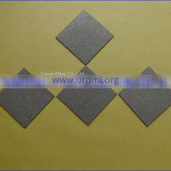 Ti Powder Filter sheet