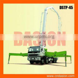 DSTP-45 Concrete Pump Truck SIEMENS Electric Components
