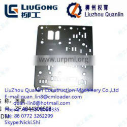 ZF parts cover plate cover board ZF.4644306508 SP100452 for Liugong Wheel loader parts