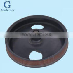 Automobile drive belt pulley/stamping parts