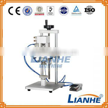 Perfume Bottle Crimping Machine Small Bottle Filling and Capping Machine