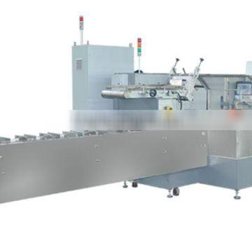 High Speed Continuous Shampoo Box Packing Machine