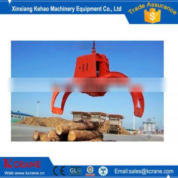 China Maufacture Hydraulic Wood Grapple
