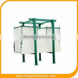 SCFS Series Double Bin Sieve for Flour Mill with stable Running and reliable performance