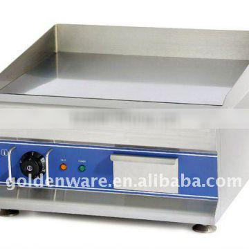 Chrome Surface Electric Griddle