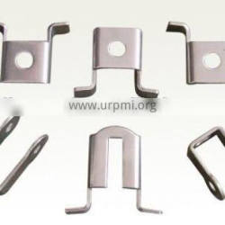Stamping part steel plating