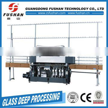 Made in China 9 Spindles Glass Processing Machine for Edge Grinding and Polishing(more photos) ballast manufactured