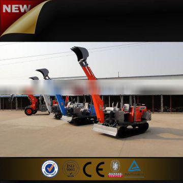 High quality Mini Excavator with Hammer