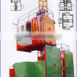 SC100/100 Building Hoist/lifting hoist/construction elevator