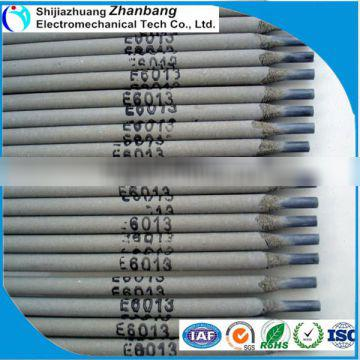 Highest quality low carbon mild steel welding rods AWS E6013