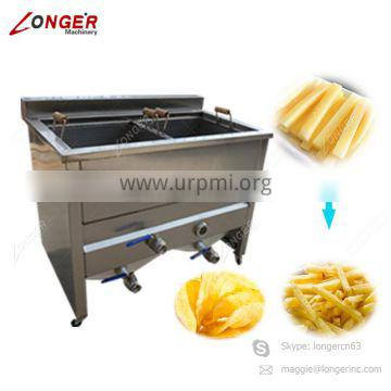 Top Quality Potato Chips Production Line Making Machine French Fries Machine Price
