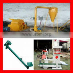 high quality sawdust production line