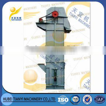 China hot sale belt type corn bucket elevator in agriculture