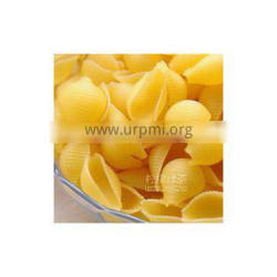 Rice Crust Food Processing Line, Screw Shell Chips Pellet Machine, Snack Food Manufacture