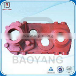 Green Sand Casting High Precision Casting Gearbox Housing
